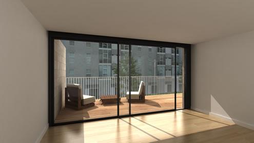 pisos alquiler santiago
